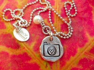 through my lens, lisa leonard necklace. | by mooshinindy