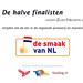 Zuid NL -  halve finale Smaak van NL