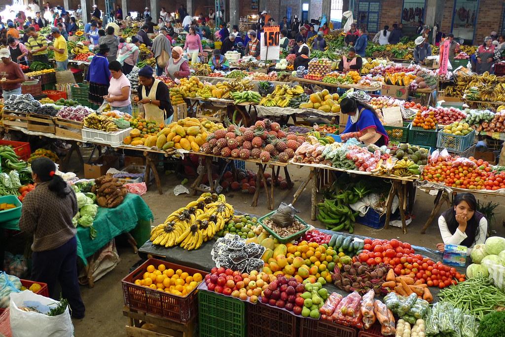 Resultado de imagen para sylvia market colombia