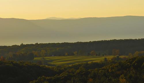 mountains sunrise dawn nikon valley shenandoah adcatmedia