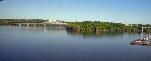 transportation bridges amtrakviews maryland rivers