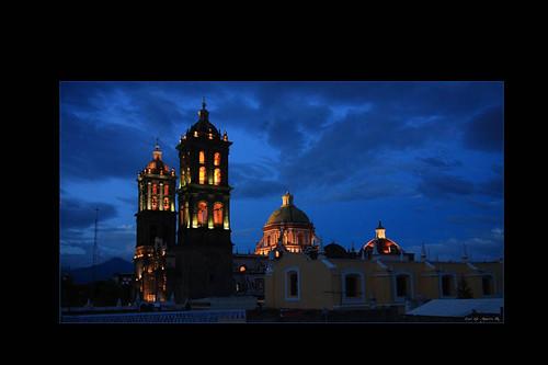 Cholula, Puebla México