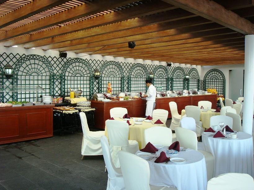 Brunch Terraza Gran Hotel Ciudad De México Gran Hotel