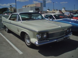 1961 Imperial Crown Southampton coupe