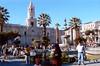 Arequipa, klášter Santa Catalina, foto: Mirka Baštová