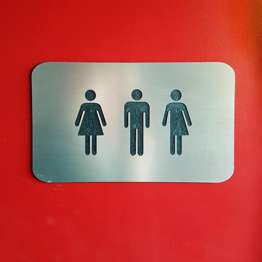 Image result for transgender bathroom