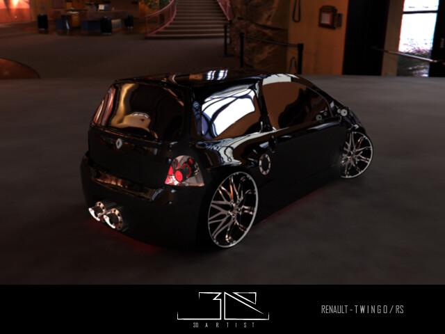 TwinWo+Rks | City :: | HDRI image - Renault twingo tuning