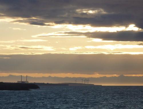 sunset mill nova station island pond power wind head cape scotia schooner generation turbine breton generating lingan