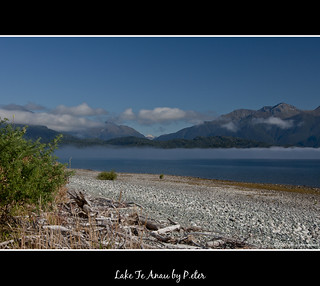 Lake Te Anau | by pDOTeter
