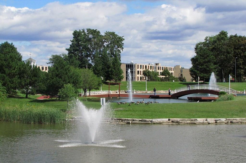 Eastern Michigan University Campus | Eastern Michigan ...