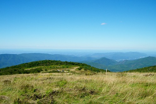 mountain tennessee bald appalachian erwin
