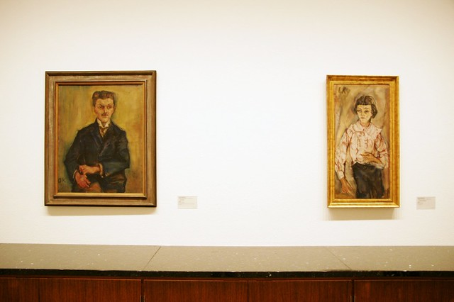 Berlin - Neue Nationalgalerie