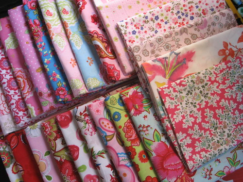Friday I'm in Love...European Fabrics | by SewLaTea