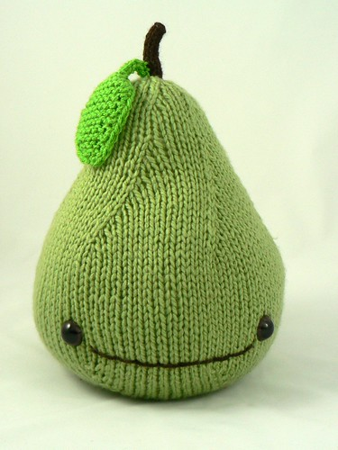 Perry the Pear (test photo 1) | by :Salihan