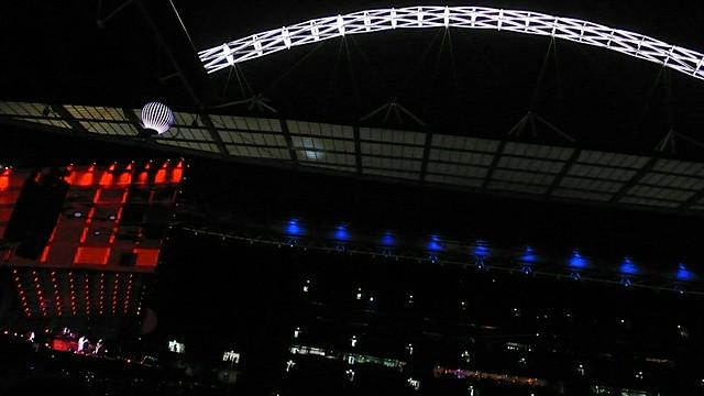 Muse live @ Wembley Stadium, London, 11/09/2010