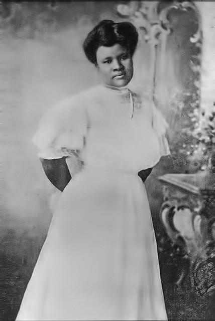 Madame CJ Walker around 1899