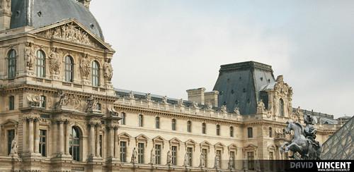 Paris : Le Louvre | by David VINCENT