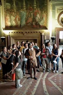 Visita al Palazzo guidati da Giorgio Vasari