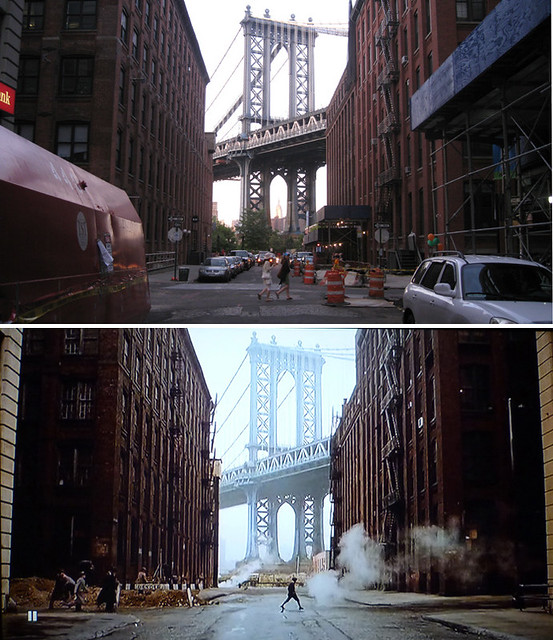 Once Upon A Time In America - Brooklyn Bridge