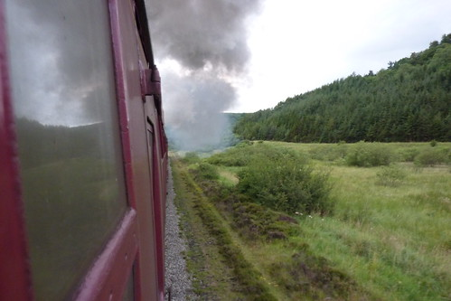 Steam coming out of the engine | by Bods