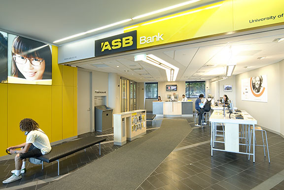 ASB Auckland University Branch | Climate Coatings | Flickr