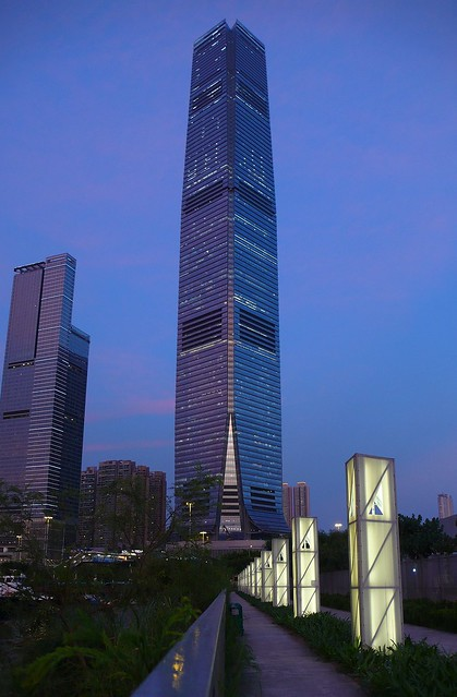 Hong Kong - ICC - International Commerce Centre
