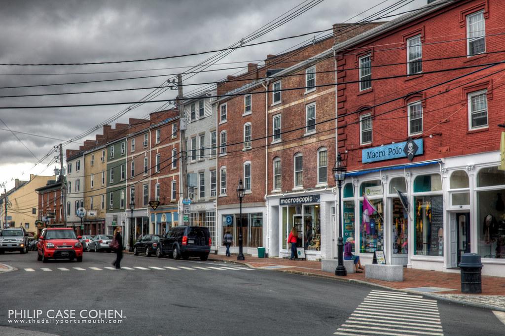 Wires | Market Street by Philip Case Cohen