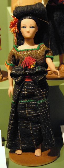 Chamula Maya Doll Mexico