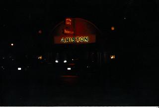 ariston night | by alandberning
