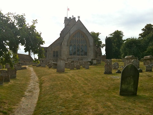 Swinbrook Village Church | by Tip Tours