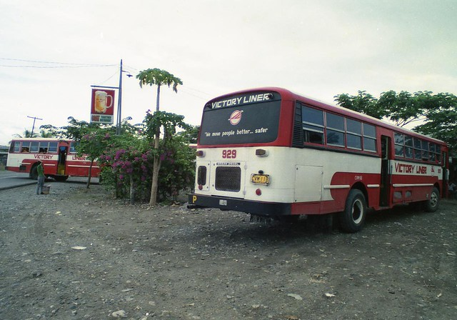 The Goat, road to Baguio 87