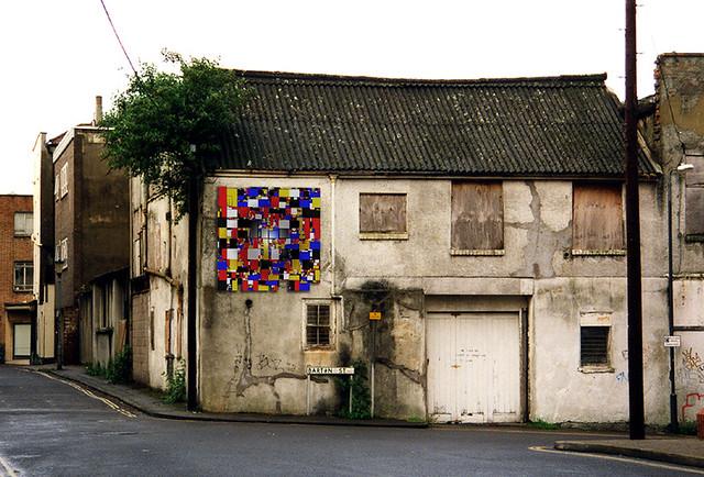 Big Art on Street