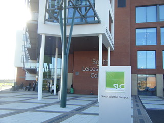 South Leicestershire College 5   by GirlyComic