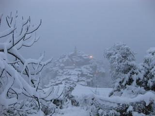 Apricale sotto la neve   by *Jairo*
