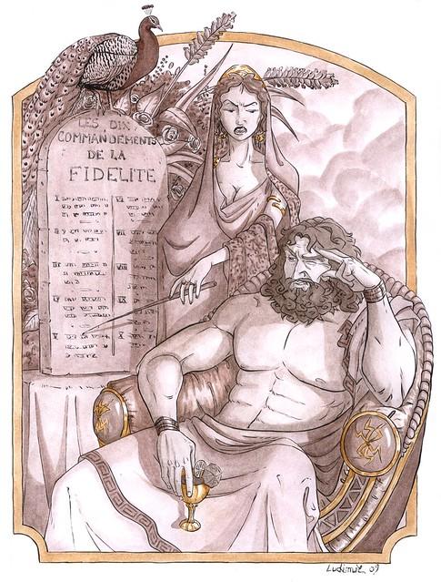 +2009 Zeus y Hera
