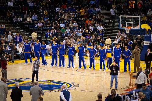 Pistons at Warriors | by Mike Disharoon