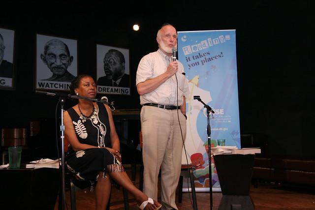 Claude Brown Writers and Readers Series: August 12, 2009 with James Loewen