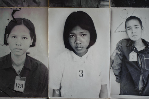 Tuol Sleng Genocide Museum Photos | by goingslowly