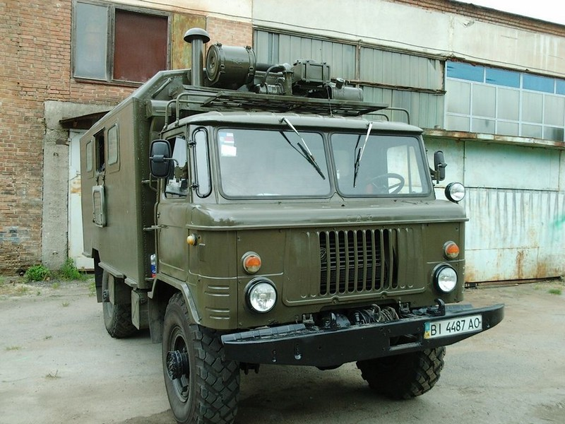 GAZ-66 1
