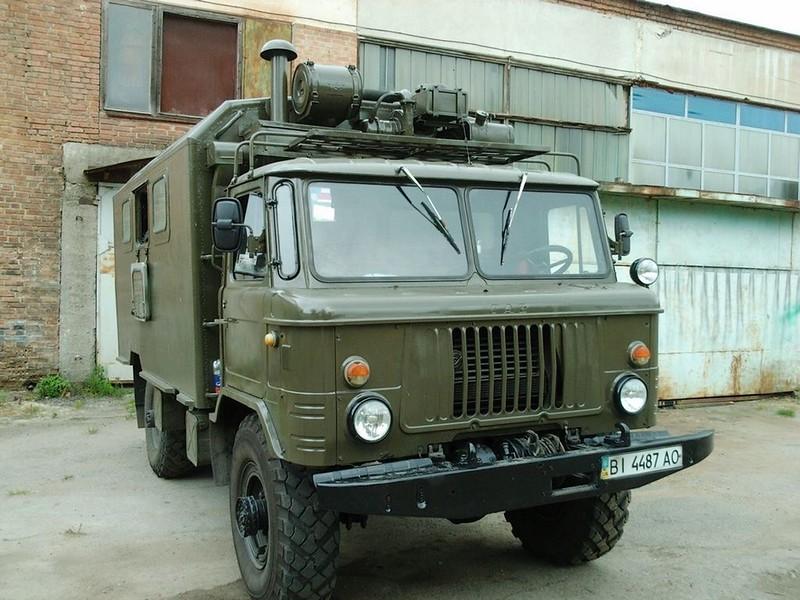 ГАЗ-66 1