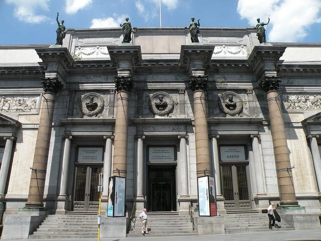Musée royal d'Art ancien (Musées royaux des Beaux-arts de Belgique), Bruxelles