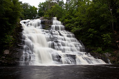 Barberville Falls - Poestenkill, NY - 10, Jul - 01 by sebastien.barre