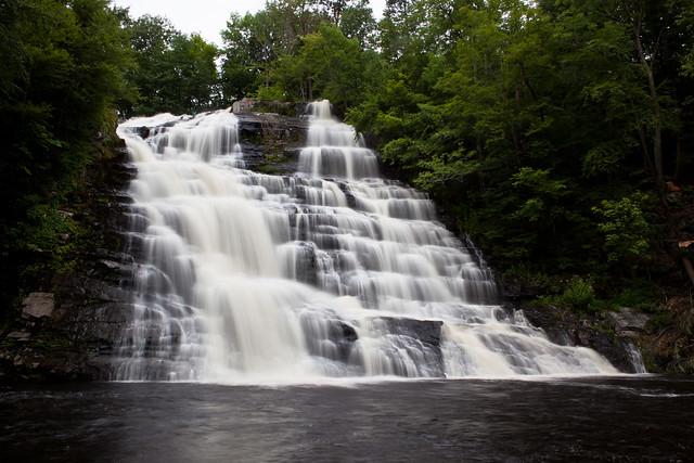 Barberville Falls - Poestenkill, NY - 10, Jul - 01