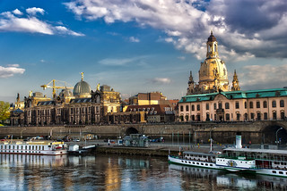 Dresden Cityscape | by T-Slyce