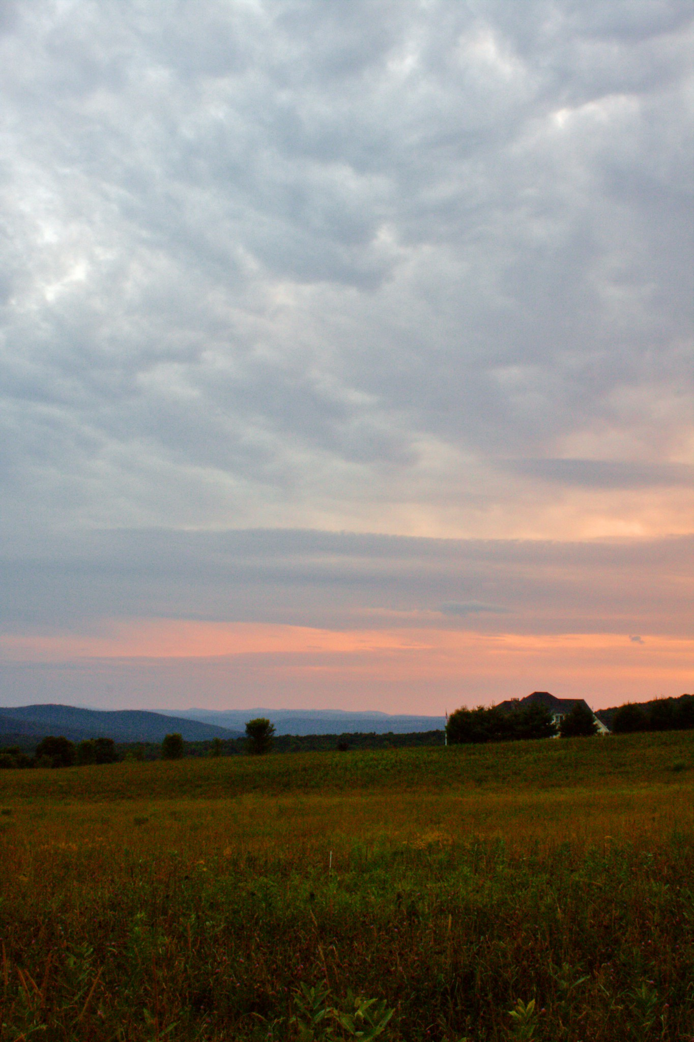 a New Hampshire summer sunset on Flickr