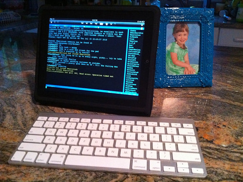 IRC on the iPad | by blakespot