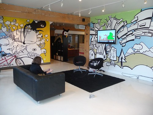 Hootsuite Office | by Sandkat