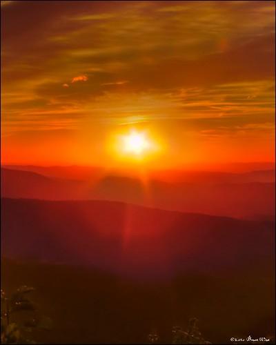 usa mountains colors photoshop sunrise canon nc flickr adobe wise hdr blueridge blowingrock 2010 cs4 photomatix tonemapped