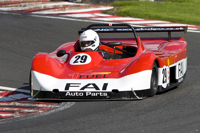 Lola T89/90 - Miles Griffiths