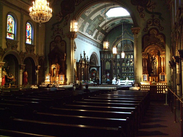 Chapel of St. Anthony, Pittsburgh, PA